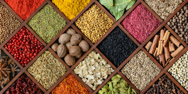 Shop & Cook: Indian Market for Spices