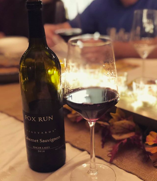 An Evening of Wine and Fun with Fox Run Vineyards
