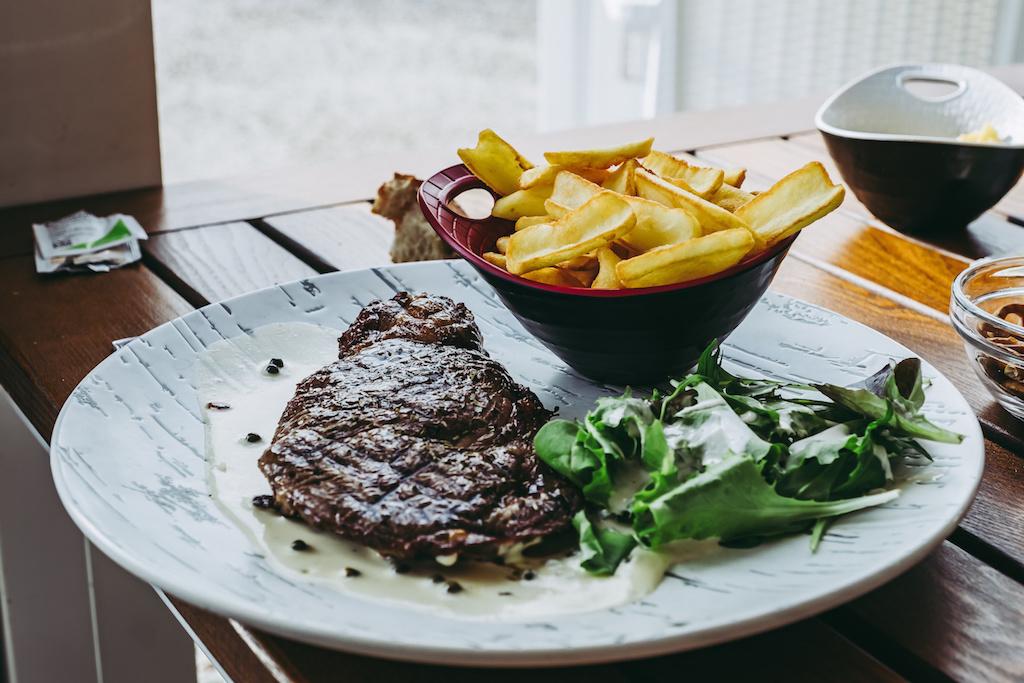 Date Night: French Bistro Menu with Steak Frîtes