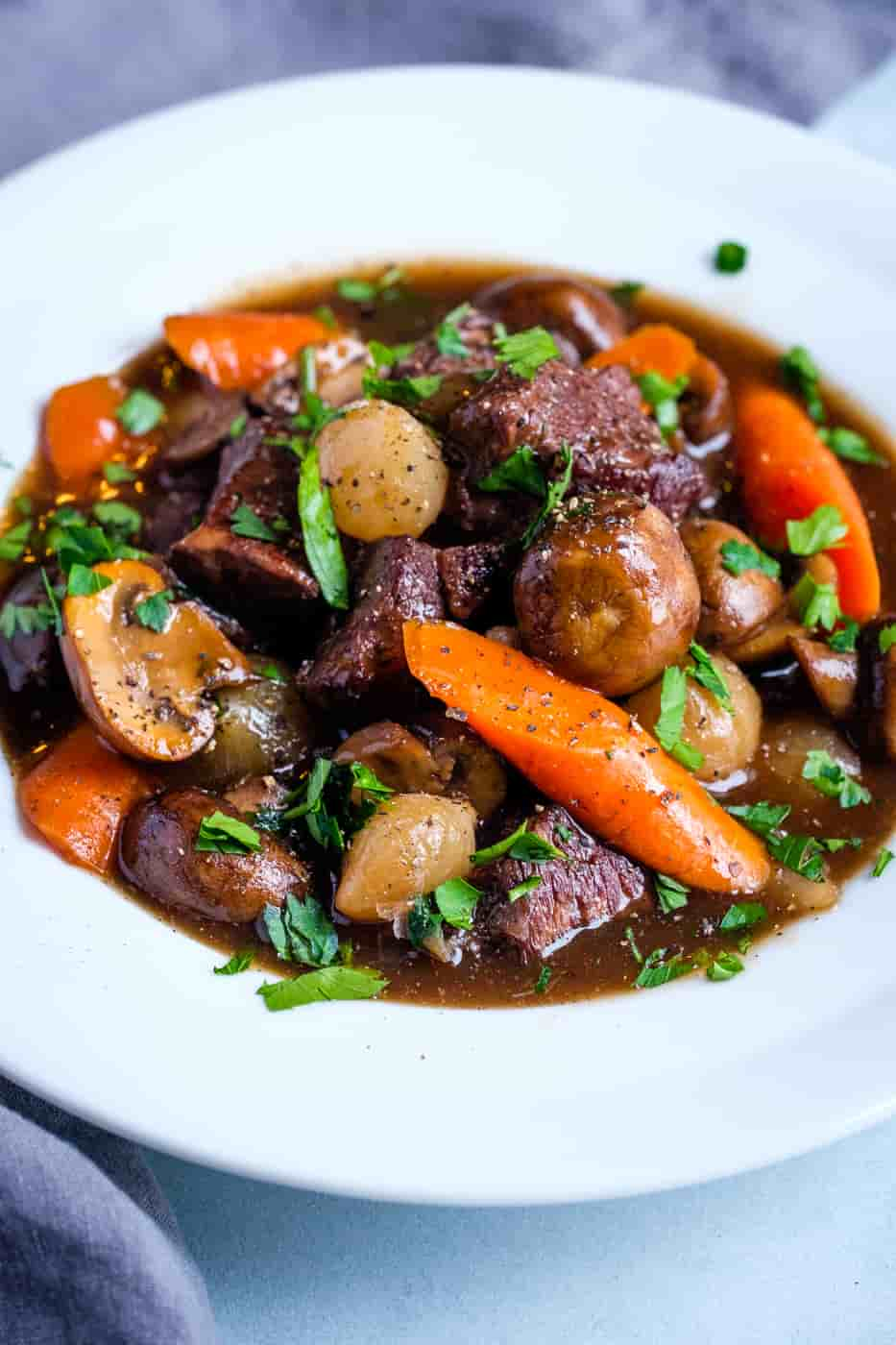 Cooking the Classics: Boeuf Bourguignon for Couples