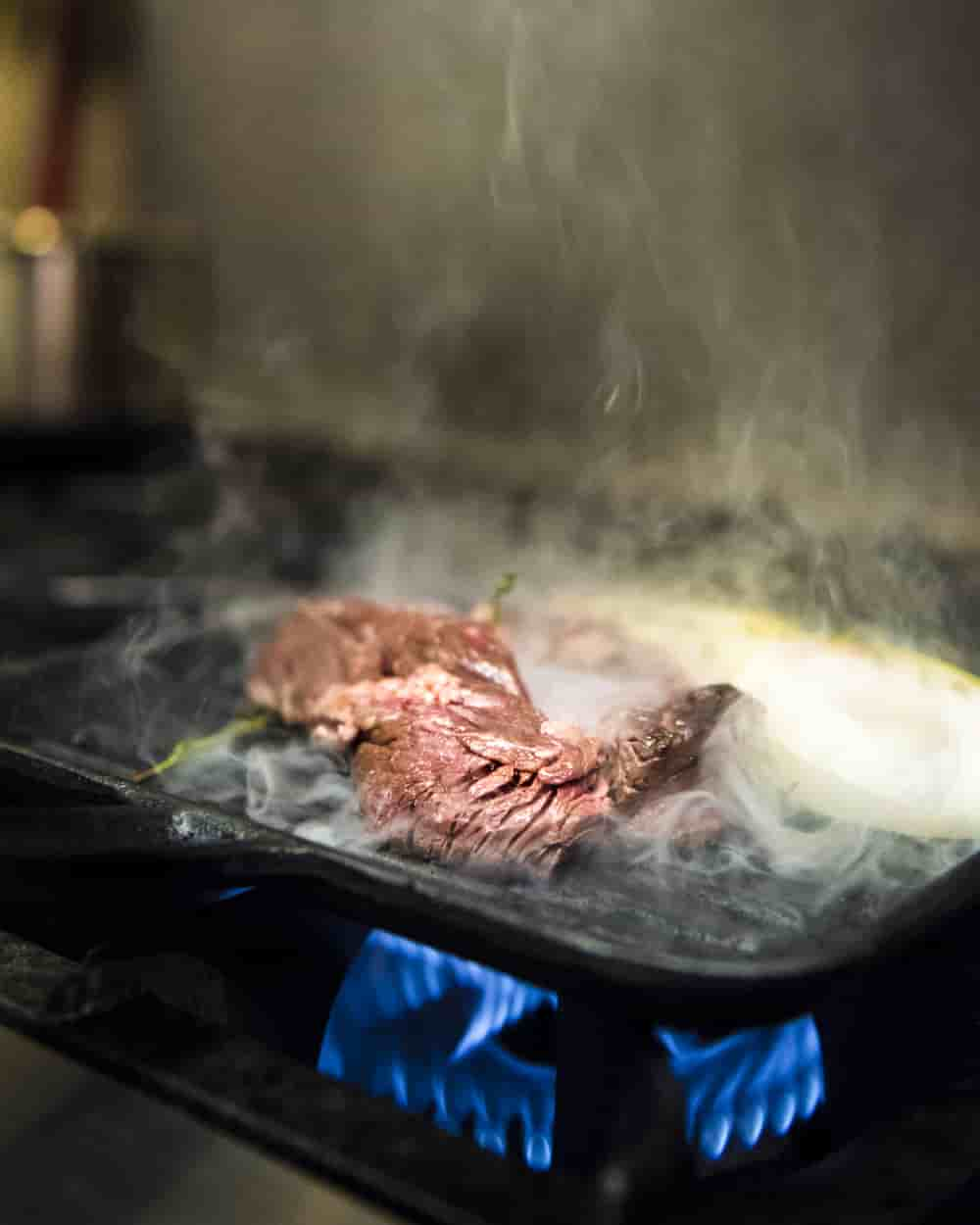 The Basics: How to Cook a Steak
