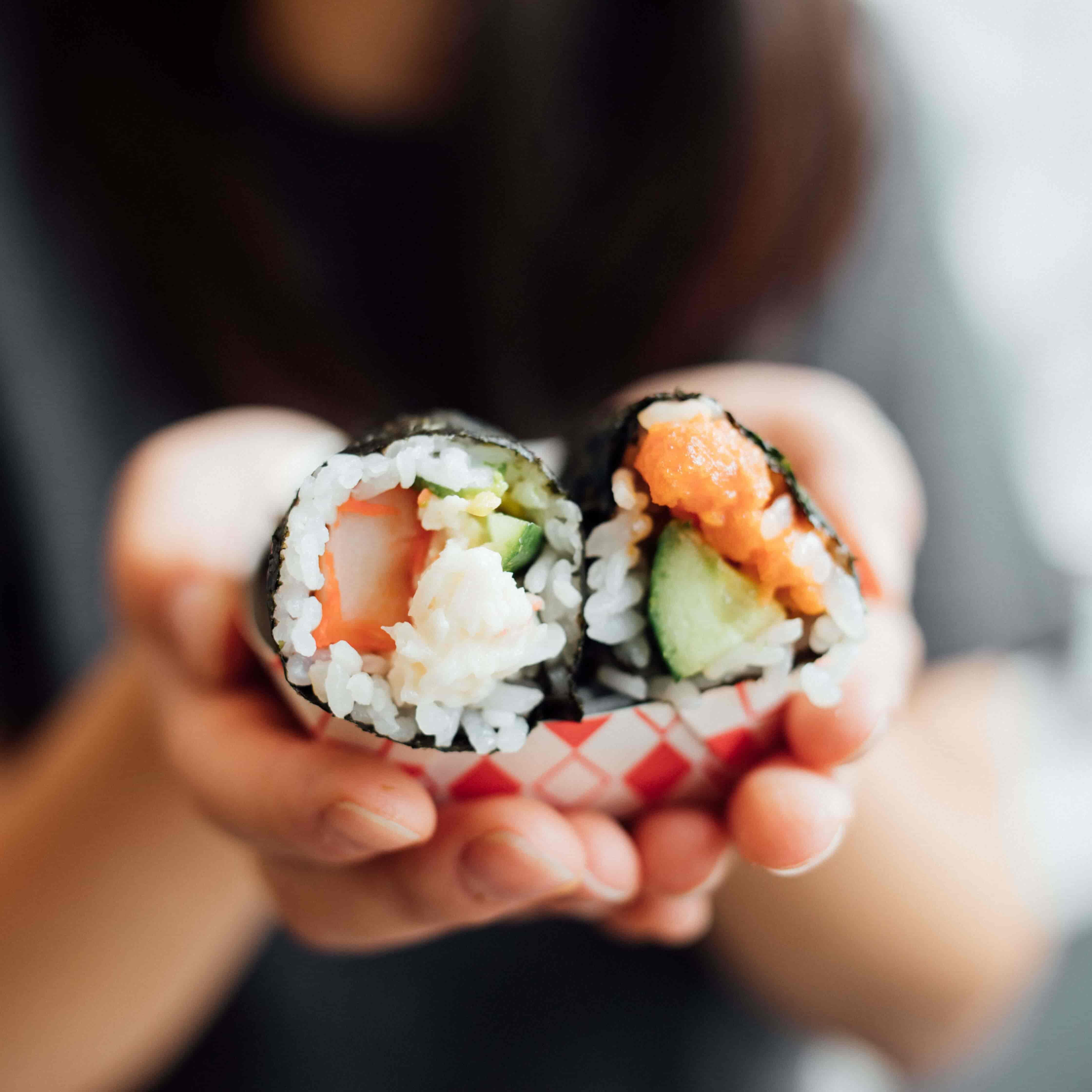 Date Night: Sushi Basics for Couples
