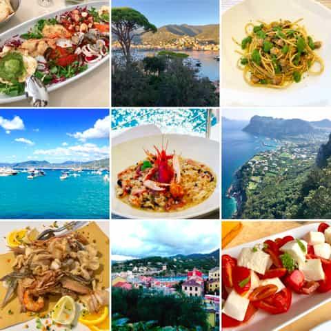Italian Riviera Pop Up Dinner