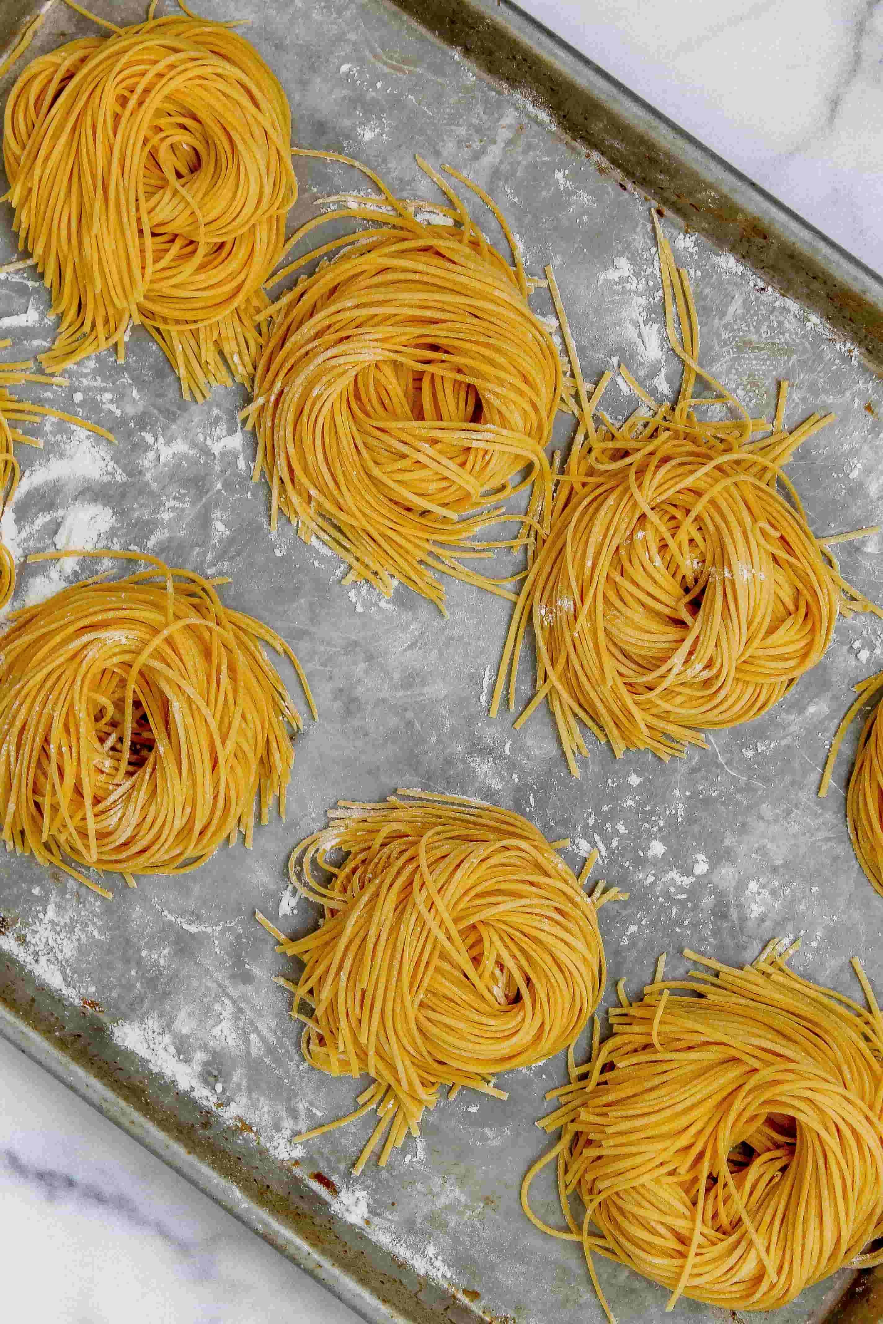 Technique: Fresh Pasta