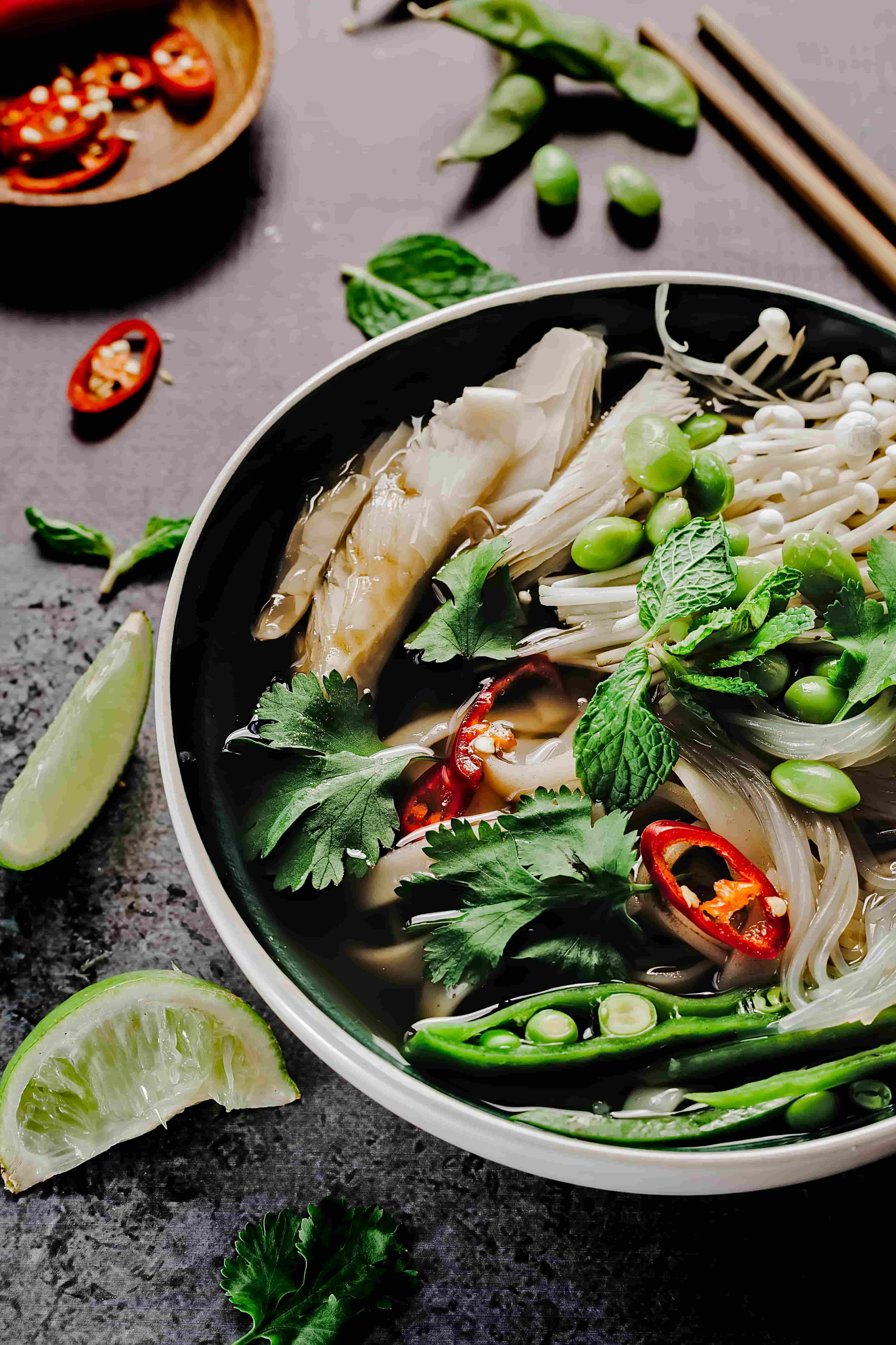 Vietnamese Menu: Spotlight in Pho