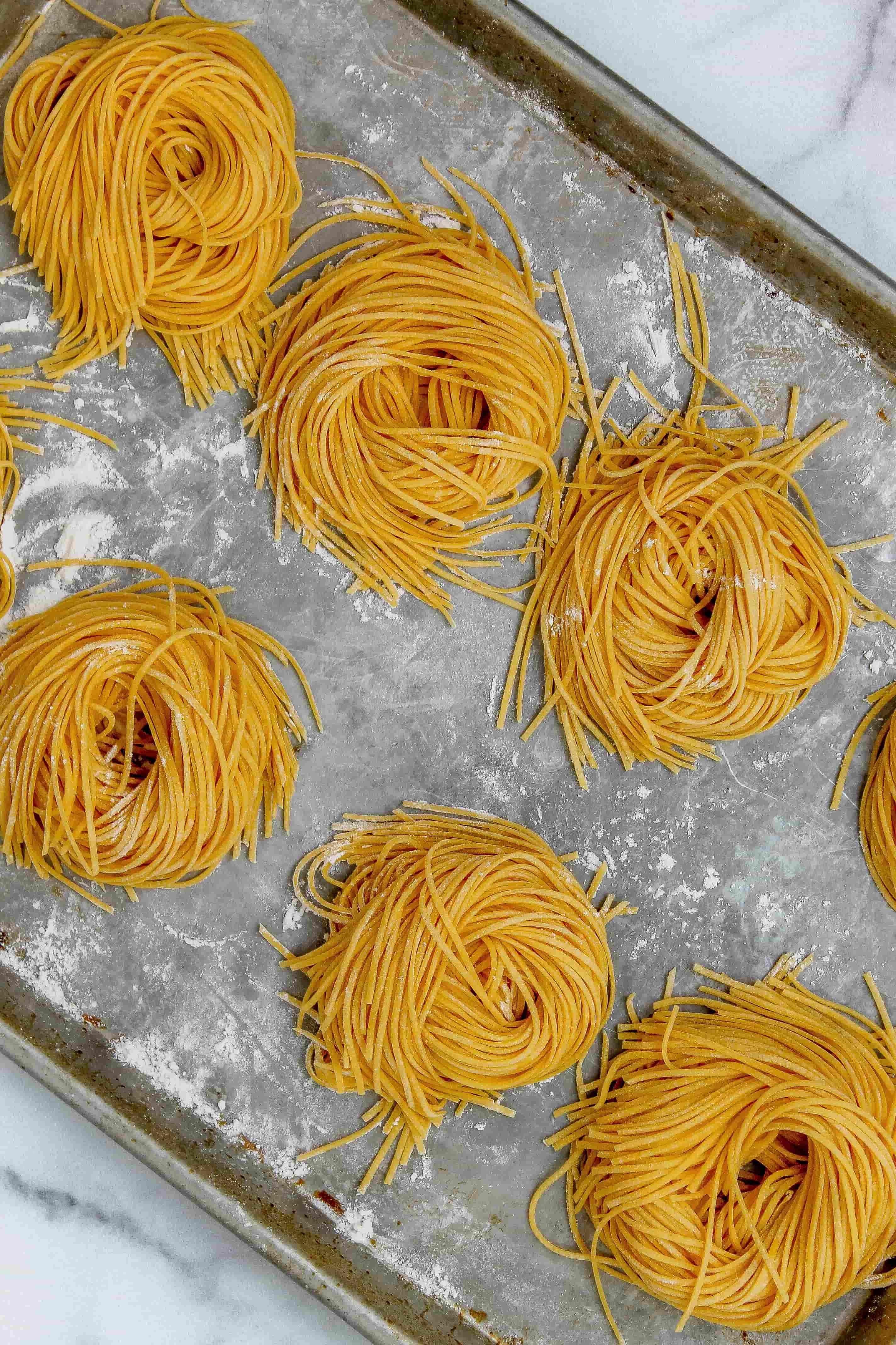 Homemade Pasta and Cannoli