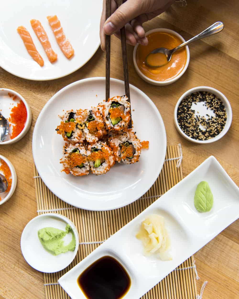 Date Night: Sushi Basics
