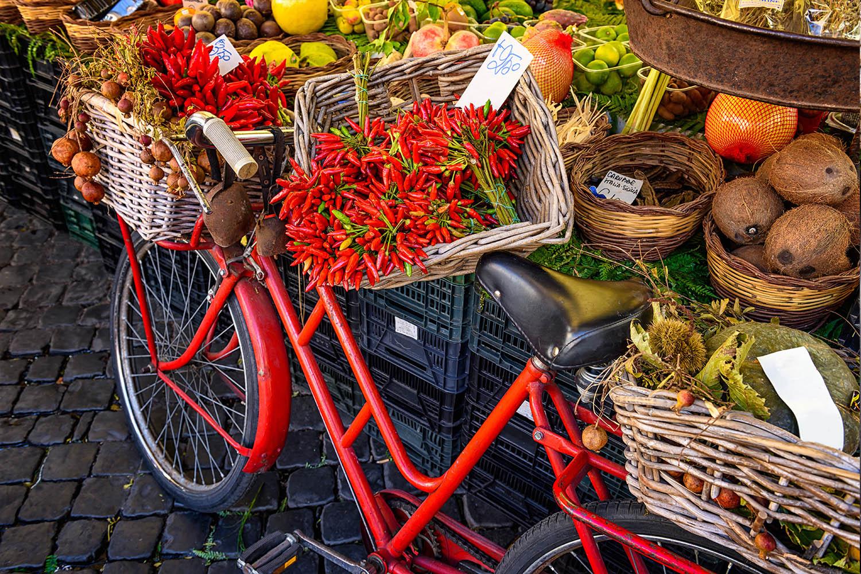 Italian Market Menu