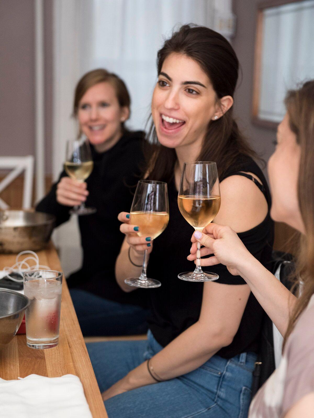 Wine Wednesday! Tasting: NY State Wines