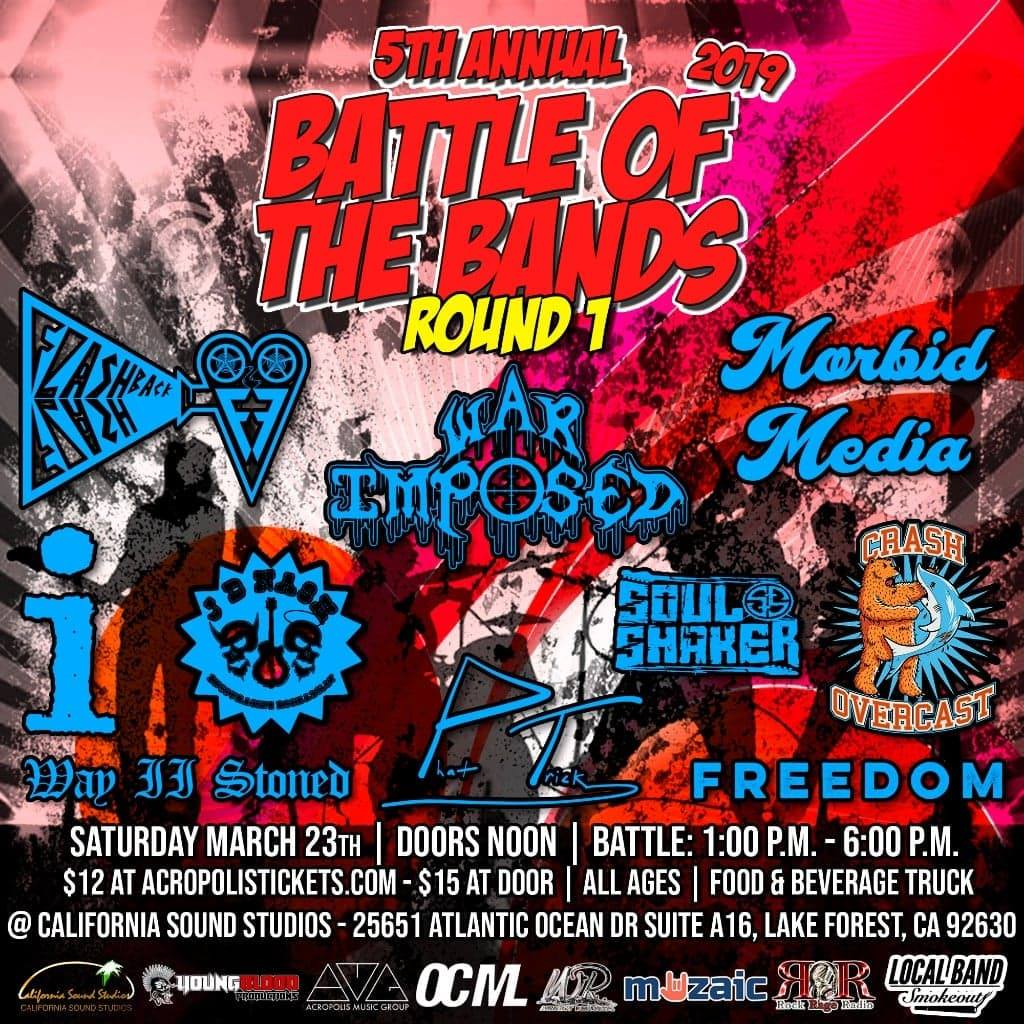 Wright Records 5th Annual Battle of the Bands: Round 1, Show #4
