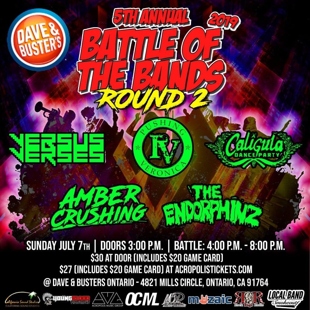 Wright Records 5th Annual Battle of the Bands: Round 2, ONTARIO MILLS #1