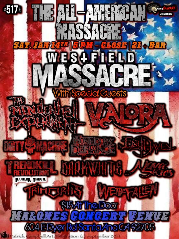 The All-American Massacre