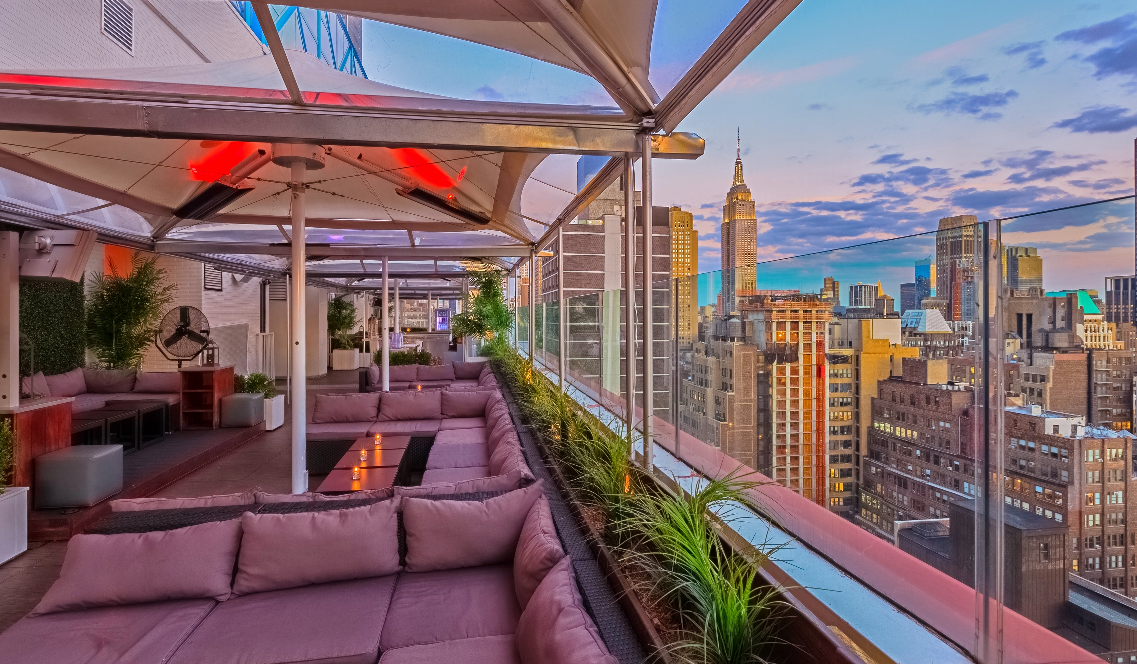 Sky Room Times Square New Year S Eve 2018 At Sky Room