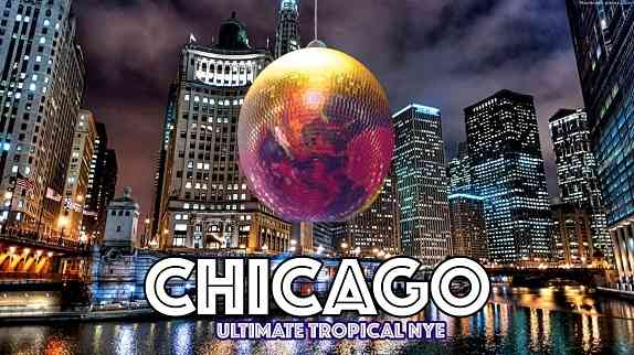 2nd Chicago Ultimate Tropical NYE by DCBX