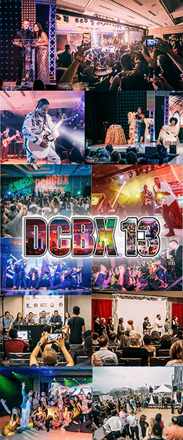 DCBX13 & DCBX Ultimate Tropical New Years Eve - December 30th - Jan 3