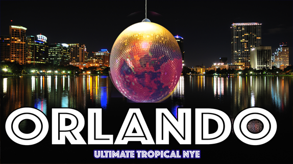 2nd Orlando Ultimate Tropical NYE