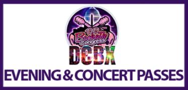 Night & Concert Passes [DCBX #11]