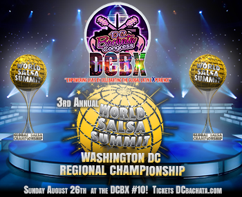 3rd Annual DC Salsa Summit Regional Championship at DCBX#10