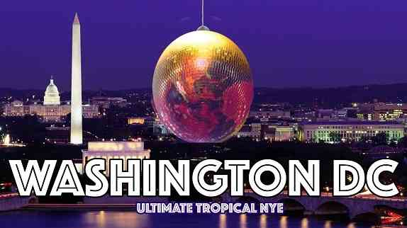 DC Ultimate Tropical NYE 2019 - 7th Annual by DCBX
