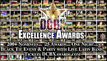 DCBX Excellence Awards & Party