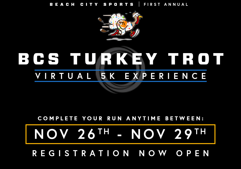 BCS Turkey Trot : A Virtual 5K Experience