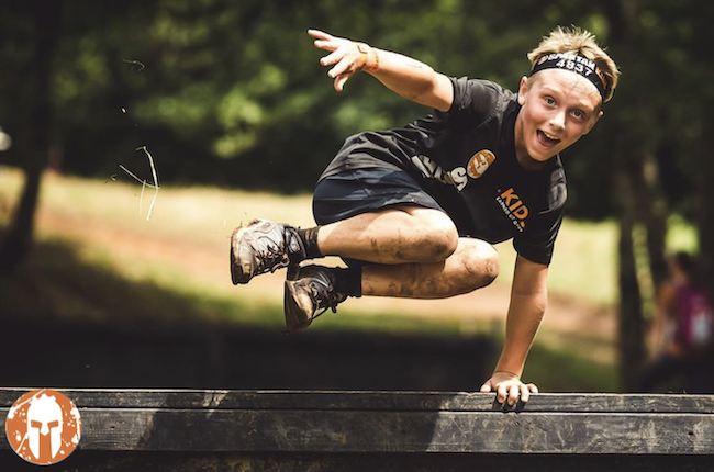 Midlands Spartan Kids Race - 24th & 25th July 2021