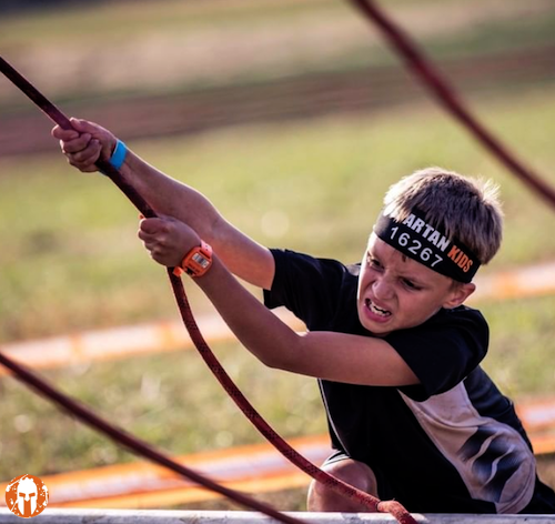 London South East Spartan Kids Race - 9th & 10th October 2021