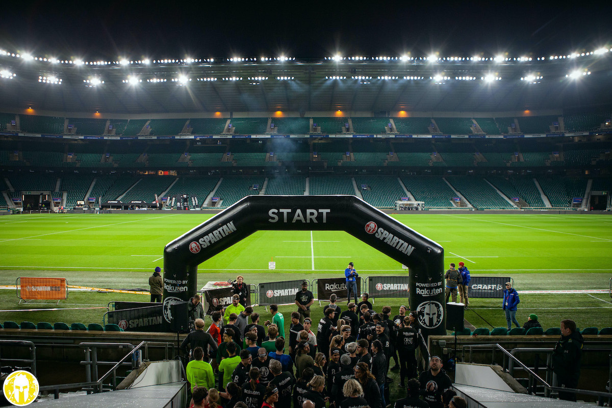Twickenham Spartan 5K Stadion - Saturday, 11th December 2021