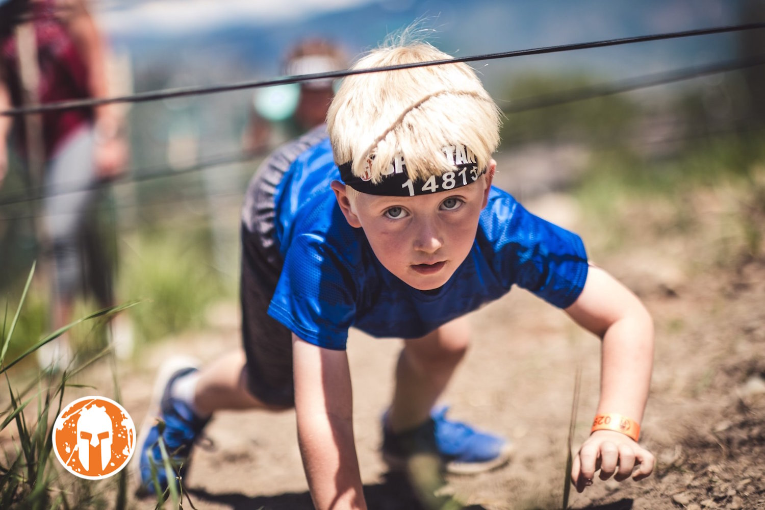 Scotland Spartan Kids Race 2020