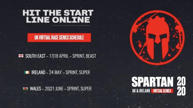 Ireland Virtual Race - Sunday, May 24th 2020