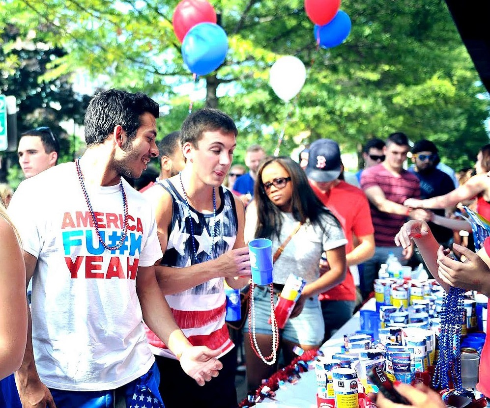 The All American Bar Crawl 2017 - Arlington, VA