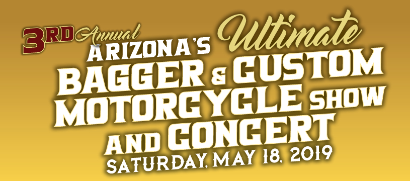 2019 Arizona's Ultimate Bagger & Custom Motorcycle Show
