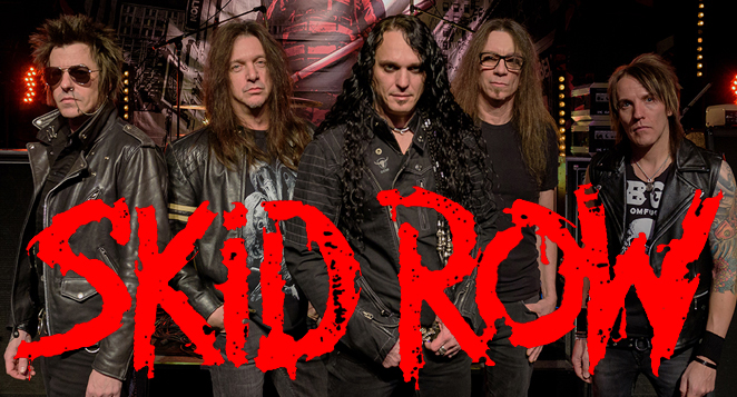 Skid Row with Special Guest Great White