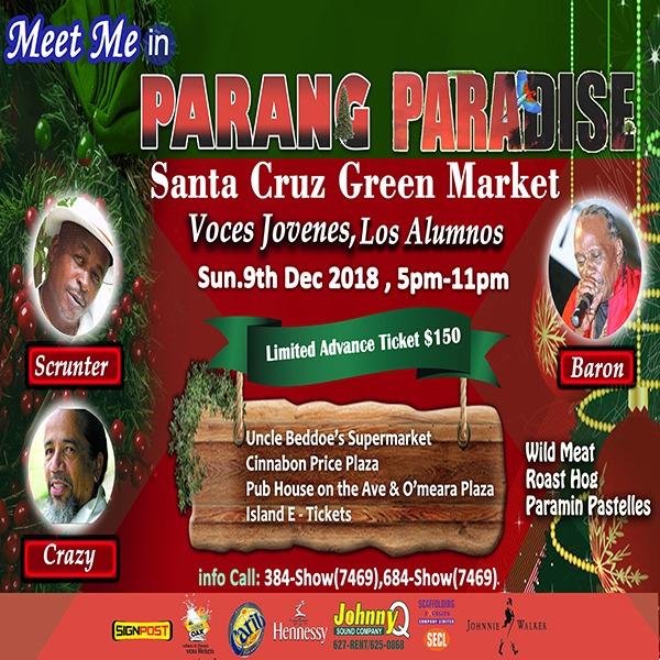Meet Me In Parang Paradise