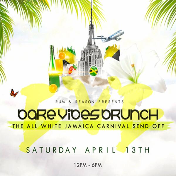 RUM & REASON PRESENTS: THE BARE VIBES BRUNCH