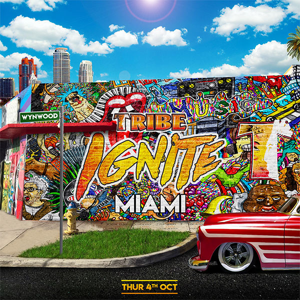 TRIBE Ignite Miami 2018