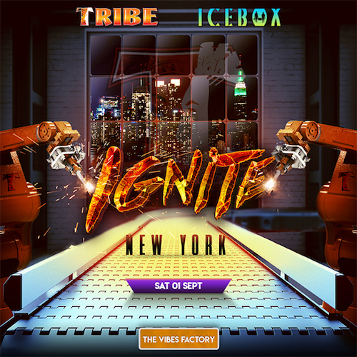 TRIBE Ignite New York 2018
