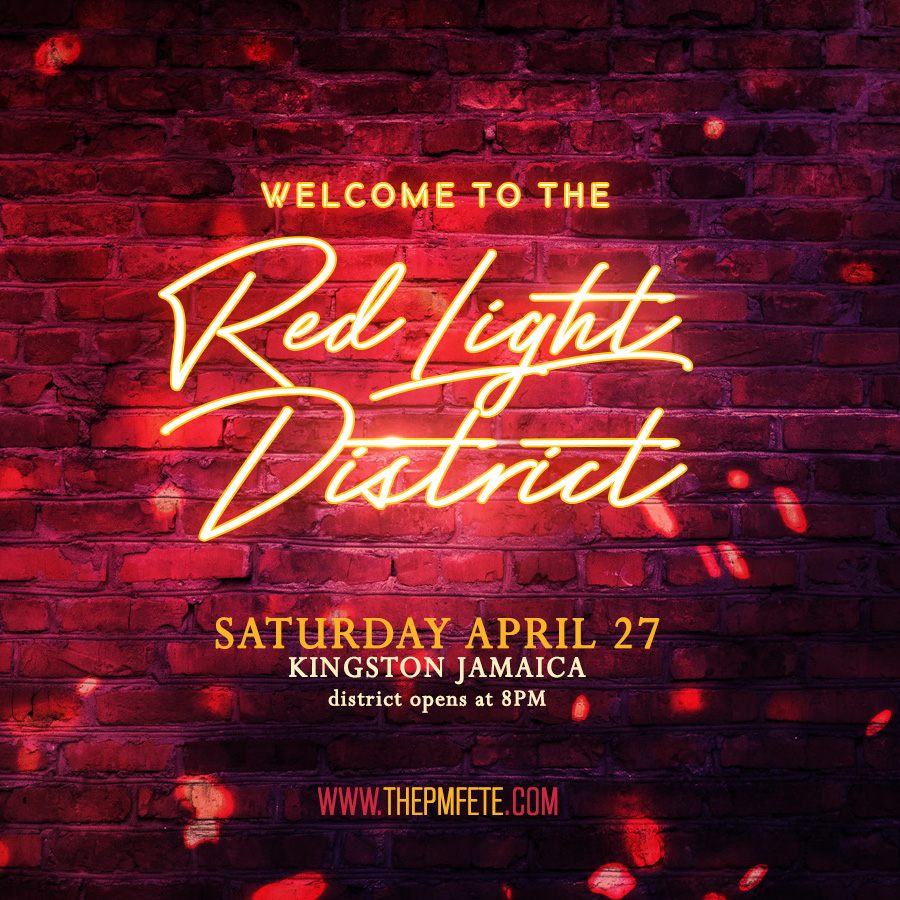 PM Fete | Welcome To The Red Light District