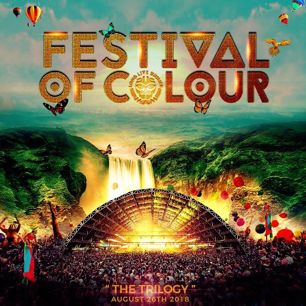 Long Live Summer (Festival Of Colour)