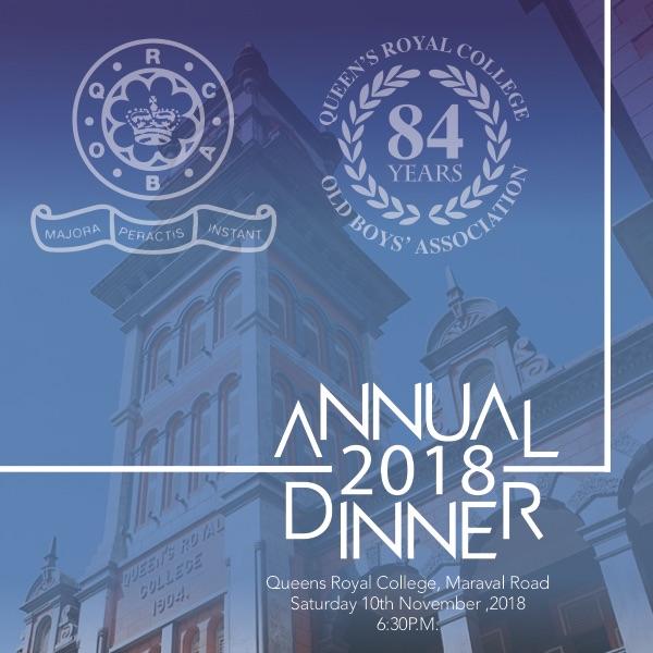 QRC Old Boys' Association Dinner