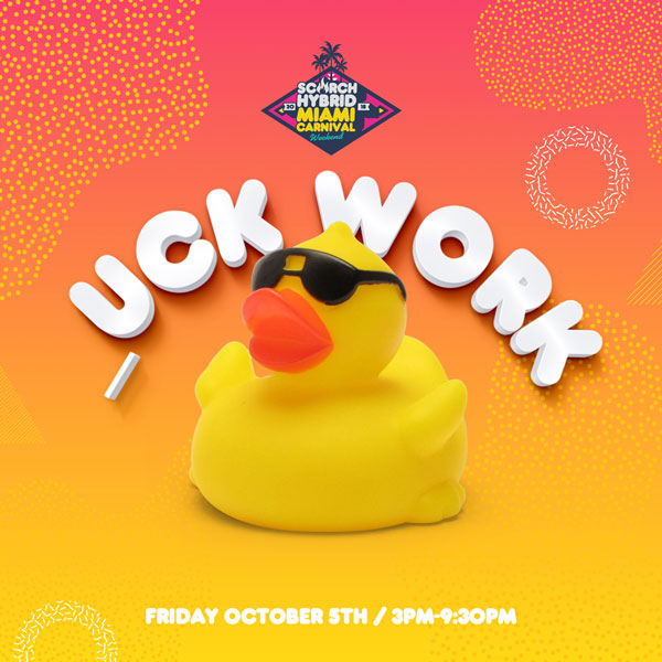 Duck Work Miami