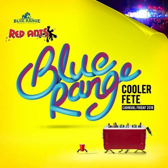 Blue Range Cooler