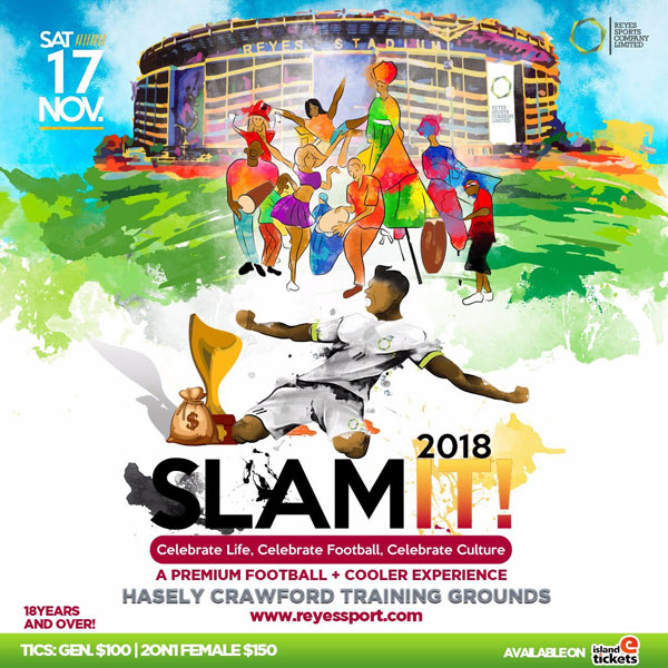 SLAM IT 2018