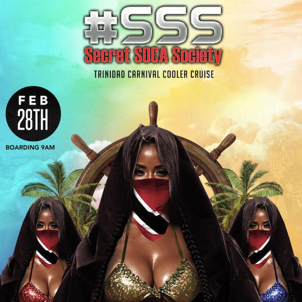 #SSS - Secret Soca Society
