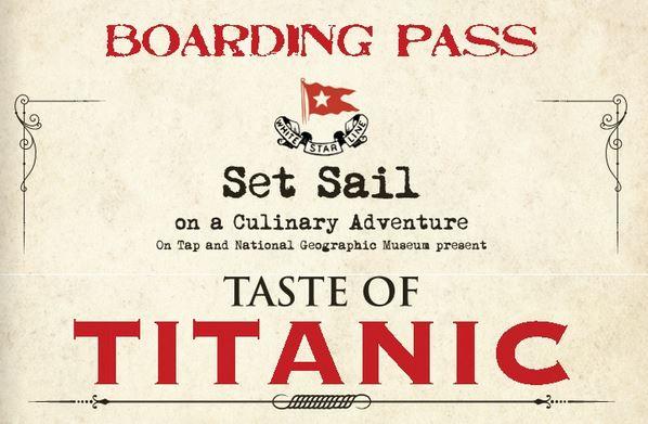 Taste of Titanic