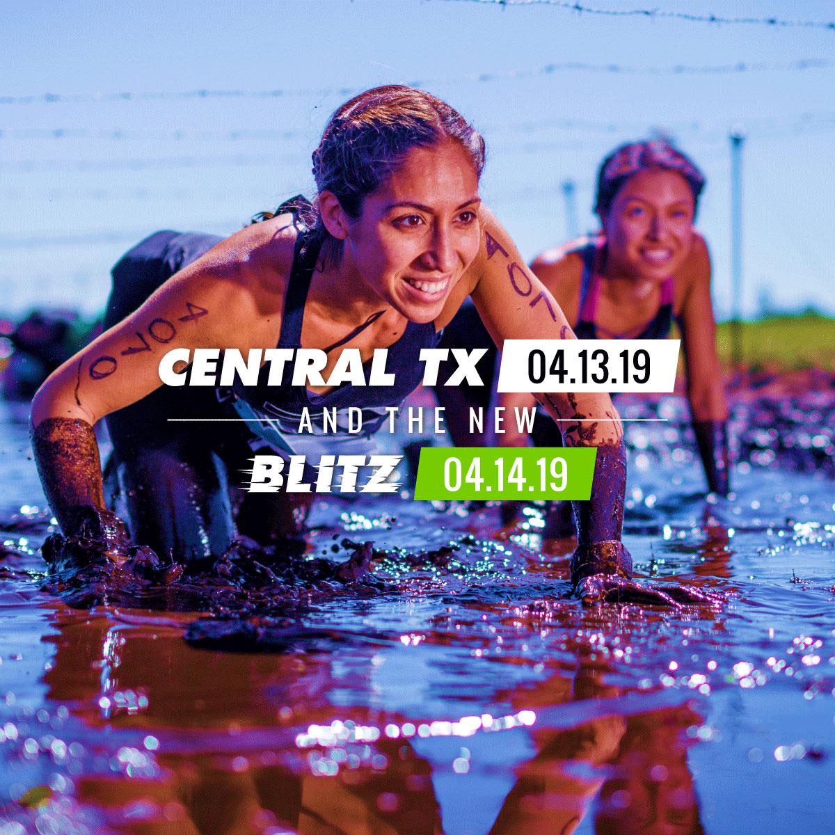Savage Race Central Texas 2019