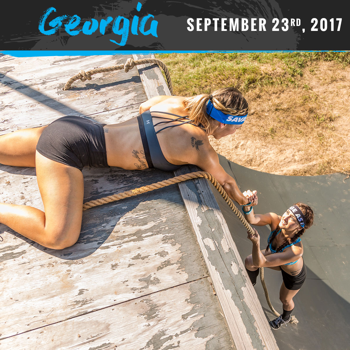 Savage Race Georgia Fall 2017