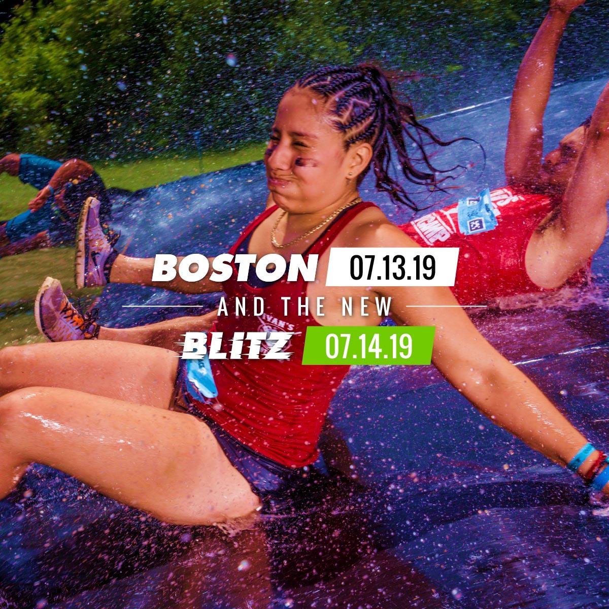 Savage Race Boston 2019