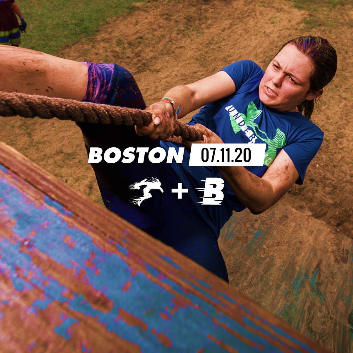Spectator Pass - Savage Race Boston 2020