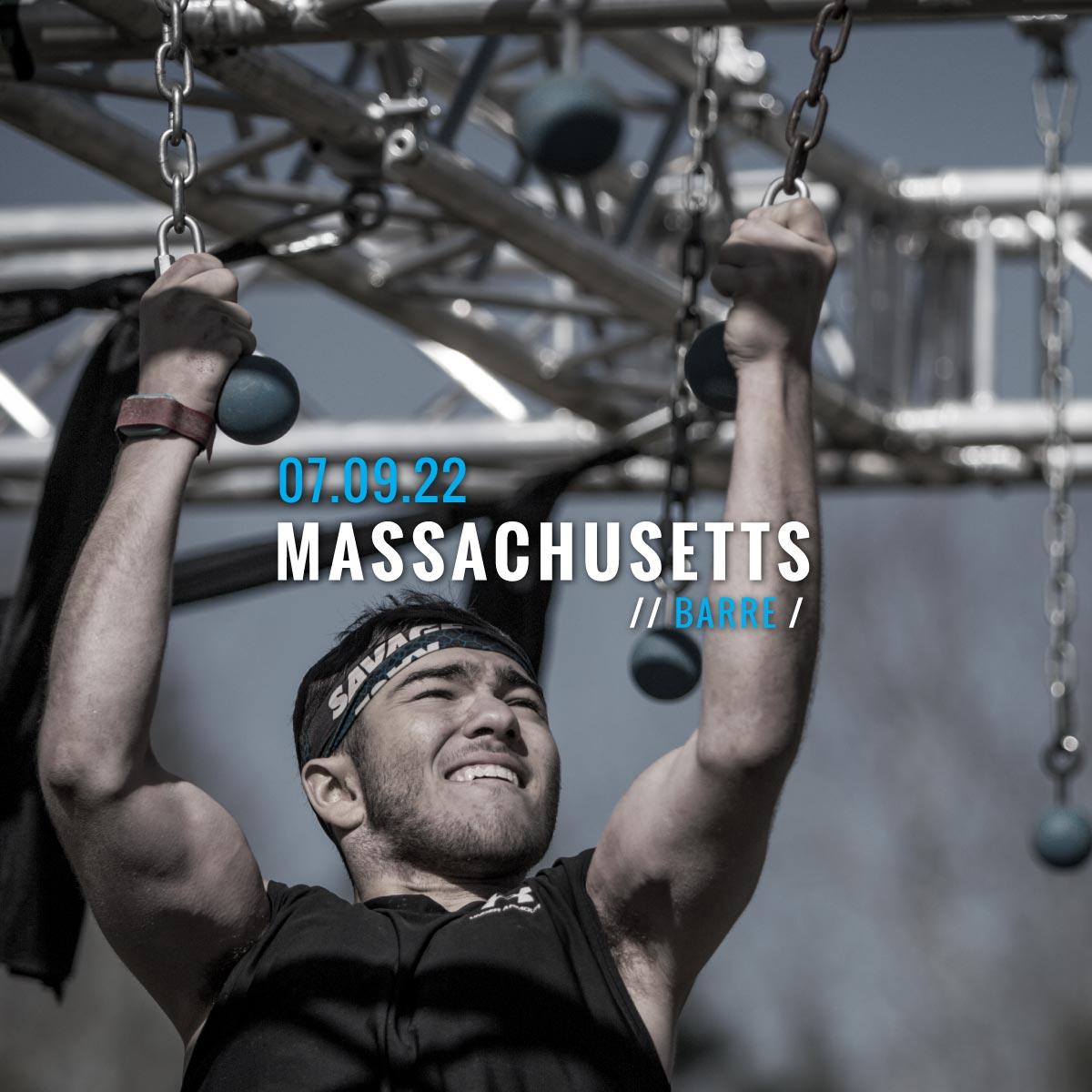 Savage Race Boston 2022